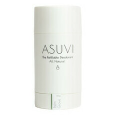 ASUVI The Refillable Deodorant - Palm Grove