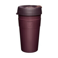 Thermal Stainless Steel Reusable Coffee Cup - Alder