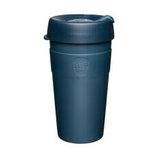 Thermal Stainless Steel Reusable Coffee Cup - Spruce