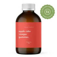 Frank Simple Apple Cider Vinegar Gummies
