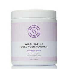 Nourished Life Wild Marine Collagen - Super Berry