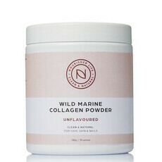 Nourished Life Wild Marine Collagen - Unflavoured