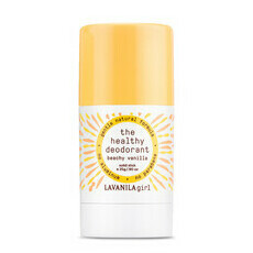 LaVanila GIRL Mini Healthy Deodorant - Beachy Vanilla