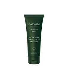 Madara Infusion Vert Repairing Multi-Layer Hand Cream