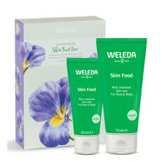 Weleda Superfood Skin Food Duo
