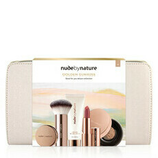 Nude by Nature Golden Sunrise Set - Medium