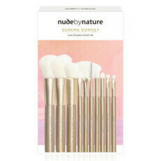 Serene Sunset 10 Piece Brush Set