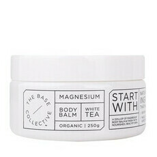 The Base Collective Magnesium & White Tea Body Balm
