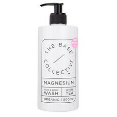 The Base Collective Magnesium & White Tea Body Wash