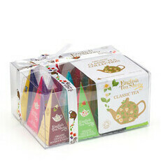 English Tea Shop Organic Classic Tea Collection