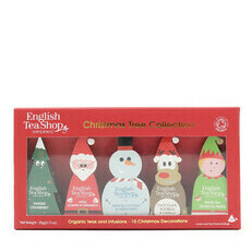 English Tea Shop Organic Christmas Tree Collection