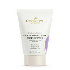 Eco by Sonya SKIN COMPOST Mask Purple Power