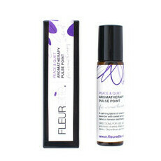 Fleurette Aromatherapy Peace & Quiet Pulse Point