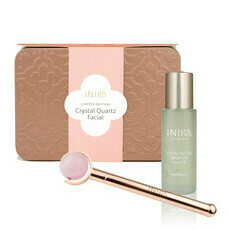 INIKA Crystal Quartz Facial