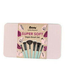 Raww Super Sleek Brush Set