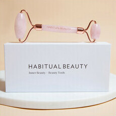 Habitual Beauty Rose Quartz Face Roller