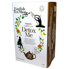 English Tea Shop Organic Wellness Tea Bags - Detox Me