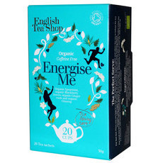 English Tea Shop Organic Wellness Tea Bags - Energise Me