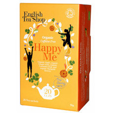 English Tea Shop Organic Wellness Tea Bags - Happy Me