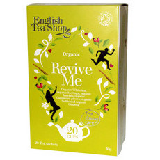 English Tea Shop Organic Wellness Tea Bags - Revive Me