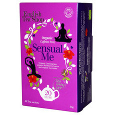 English Tea Shop Organic Wellness Tea Bags - Sensual Me