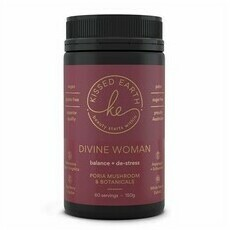 Kissed Earth Medicinal Mushrooms - Divine Woman