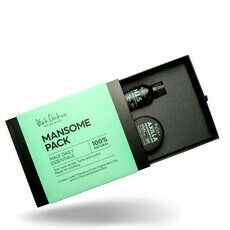 Black Chicken Remedies Mansome Pack