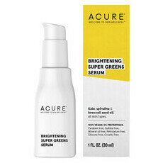 Acure Brightening Super Greens Serum