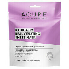 Acure Radically Rejuvenating Sheet Mask