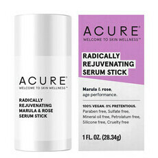 Acure Radically Rejuvenating Marula & Rose Serum Stick