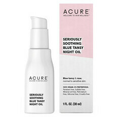 Acure Seriously Soothing Blue Tansy Night Oil