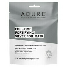 Foil-Time Fortifying Silver Foil Mask