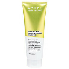Acure Ionic Blonde Colour Wellness Shampoo
