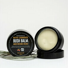 Bush Balm Organic Native Lemongrass Moisturising Cream