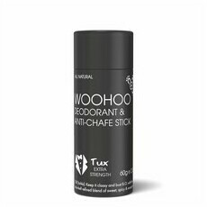 Woohoo All Natural Deodorant & Anti-Chafe Stick - Tux