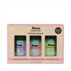 Raww Aromatherapy Trio - Remedy Besties