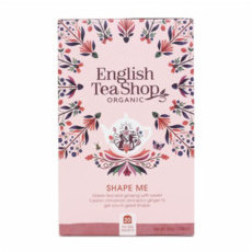 English Tea Shop Organic Wellness Tea Bags - Slim Me