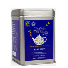 English Tea Shop Organic Classic Loose Leaf Tea - Earl Grey