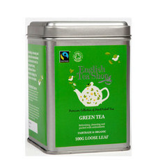 English Tea Shop Organic Classic Loose Leaf Tea - Green Tea