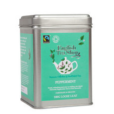 English Tea Shop Organic Classic Loose Leaf Tea - Peppermint