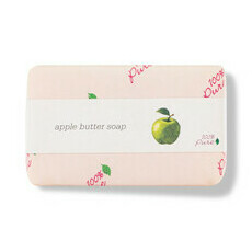 100% Pure Butter Soap - Apple