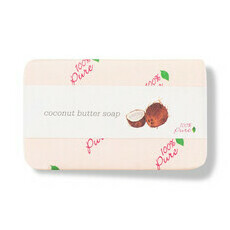 100% Pure Butter Soap - Coconut