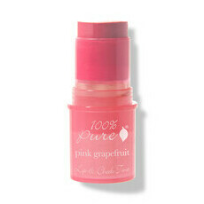 100% Pure Lip & Cheek Tint - Pink Grapefruit