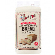 Bob's Red Mill Gluten Free Homemade Wonderful Bread Mix