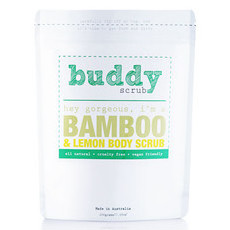 Buddy Scrub - Bamboo & Lemon