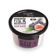 Organic Shop Hair Mask - Organic Fig & Almond