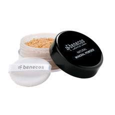 Benecos Natural Loose Mineral Powder - Medium Beige