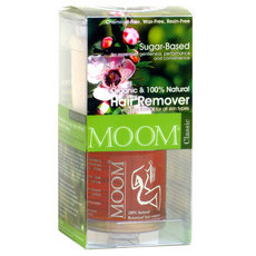 MOOM Organic Hair Removal with Tea Tree - Kit