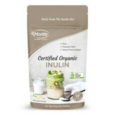 Morlife Certified Organic Inulin Powder