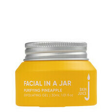 Skin Juice Facial in a Jar - Purifying Pineapple
